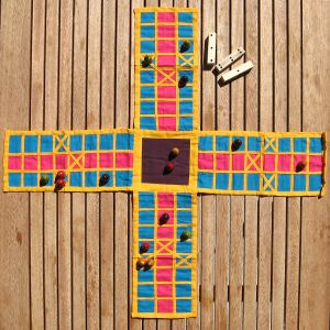 Image result for Pachisi game