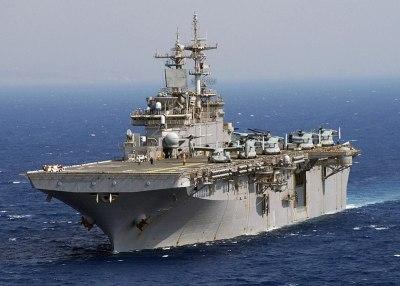 The USS Wasp NOLA Navy Week