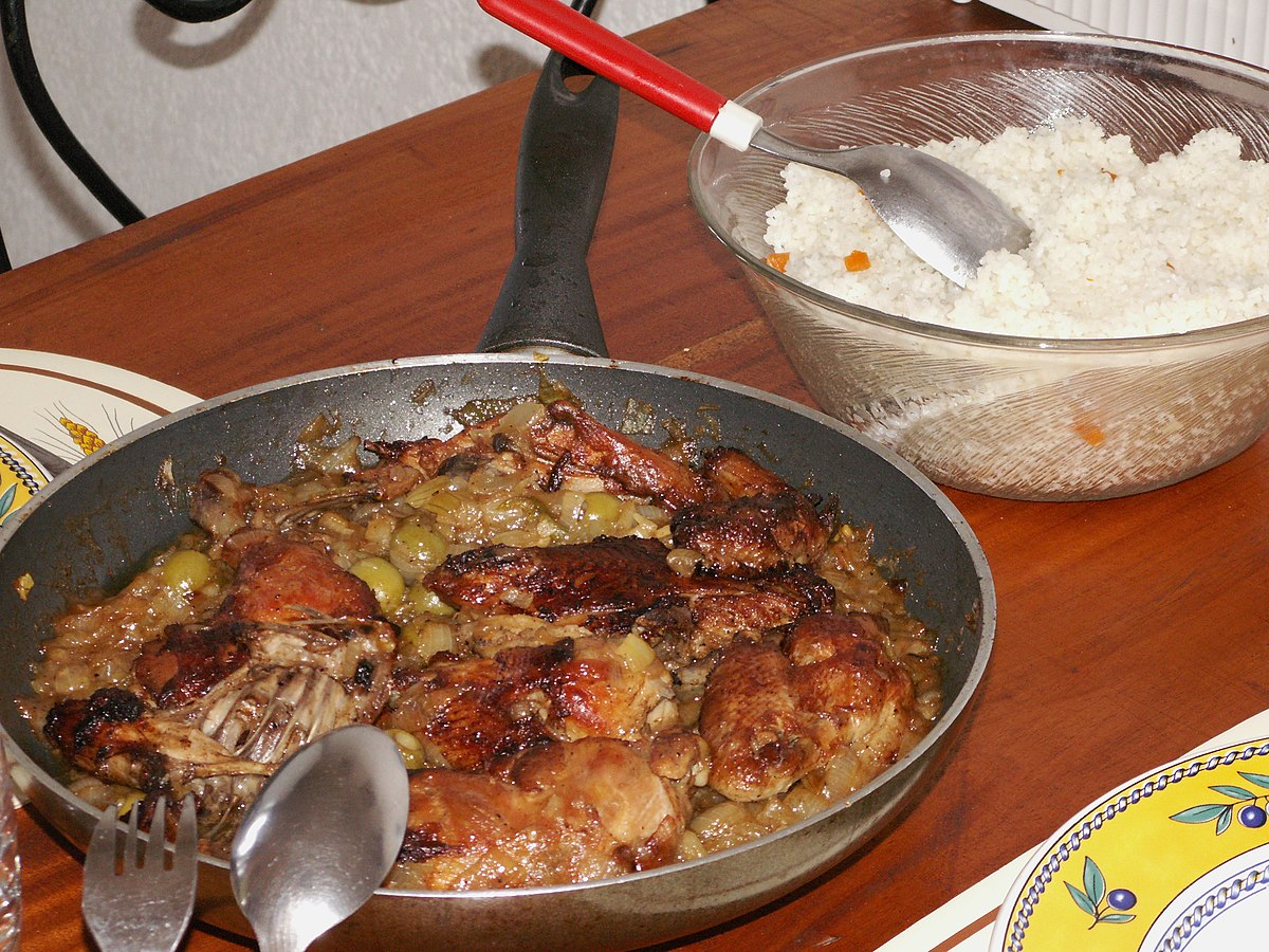 Cuisines Luxembourg West African Cuisine Wikipedia