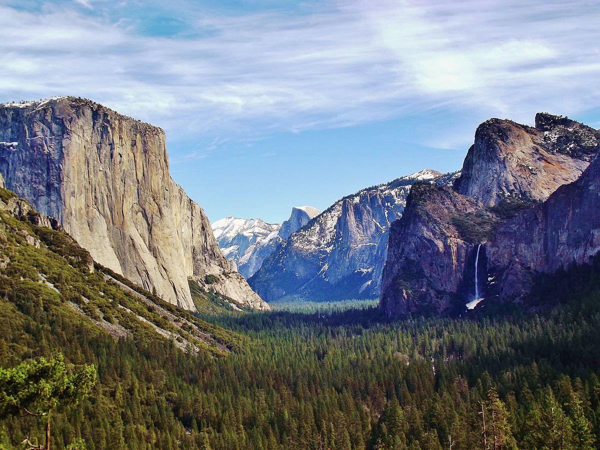 Yosemite Valley Wikipedia