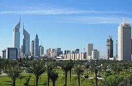 Dubaj (mesto) – Wikipédia