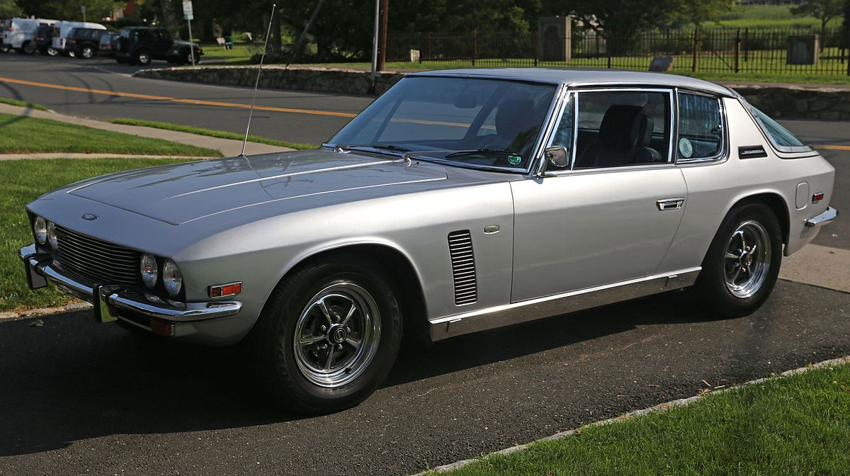 Classic Car 4k Wallpapers Jensen Interceptor Wikipedia