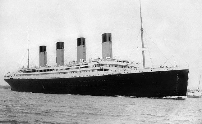 Rms Titanic Wikipedia