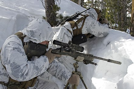 United States Marine Corps Scout Sniper - Wikiwand
