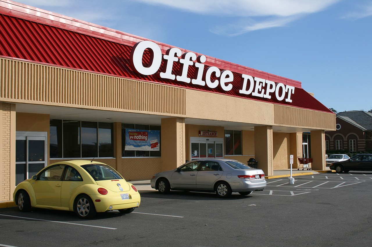 Office Depot Wikipedia Office Depot Launches Coworking Pilot Expands Business Services