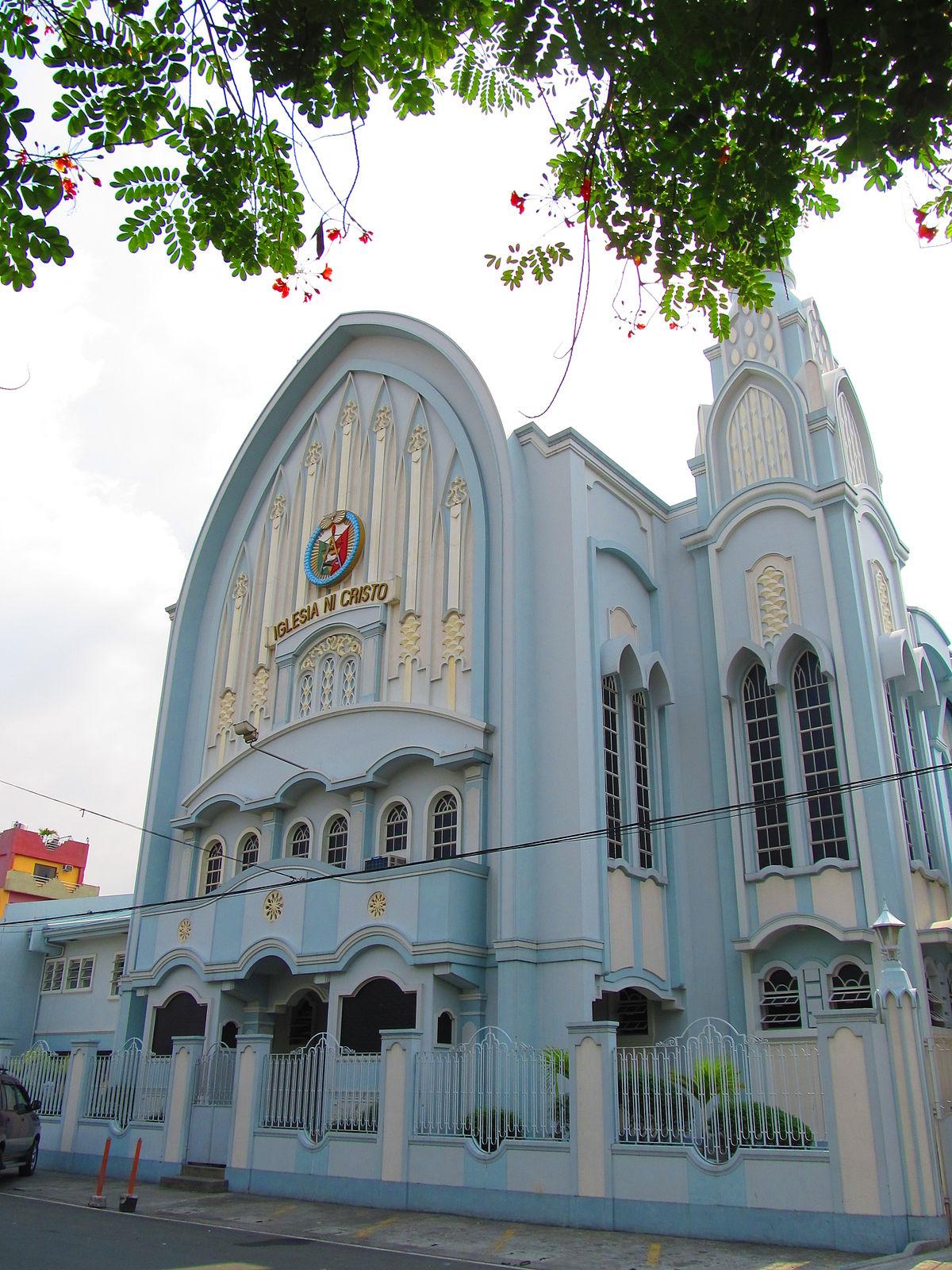 template of a church