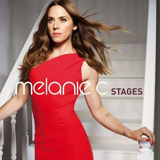 Girl Wallpaper Beach Stages Melanie C Album Wikipedia