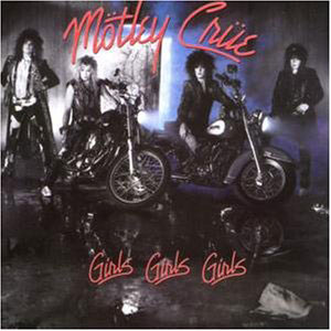 The Cars Band Cover Wallpaper Girls Girls Girls M 246 Tley Cr 252 E Album Wikipedia