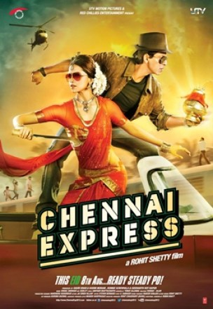 Download Chennai Express (2013) Hindi Movie 375MB BRRip 480P ESubs