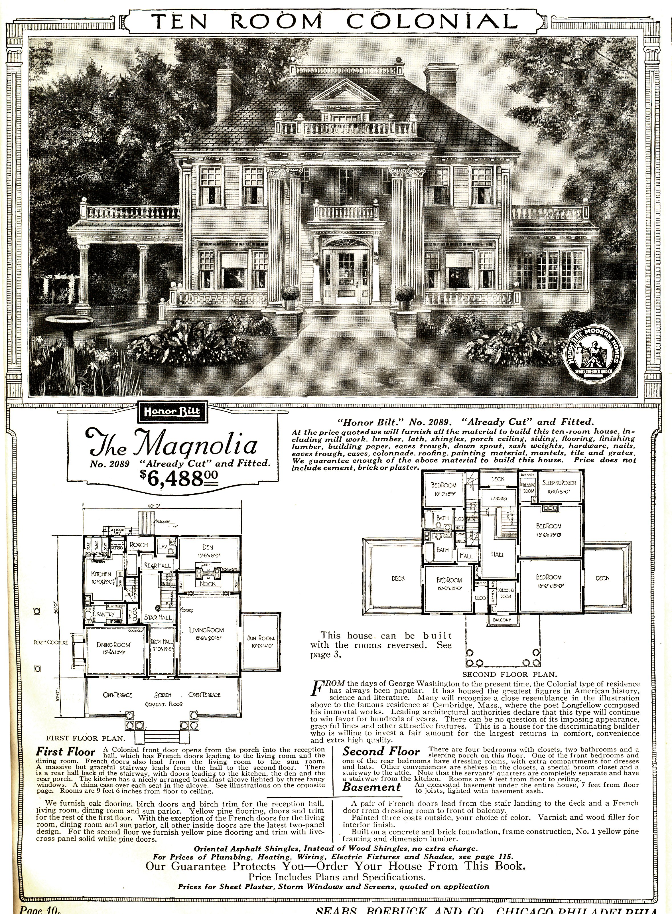 Domayne Beds Catalogue File Sears Magnolia Catalog Image Jpg Wikipedia
