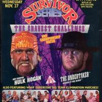 WWF Championship: The Undertaker vs. Hulk Hogan, Survivor Series 1991