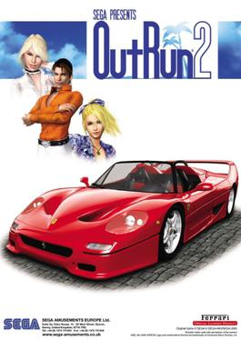 Girl With Cars Wallpaper Outrun 2 Wikipedia