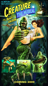Animated Fish Wallpaper Hd Creature From The Black Lagoon The Musical Wikipedia
