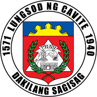 Official seal of City of Cavite