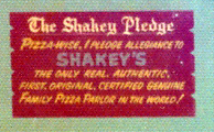 "Shakey's had its own ""pledge of allegianc..."
