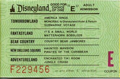 E ticket - Wikipedia