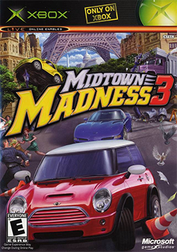 Police Car Chase Wallpaper Midtown Madness 3 Wikipedia