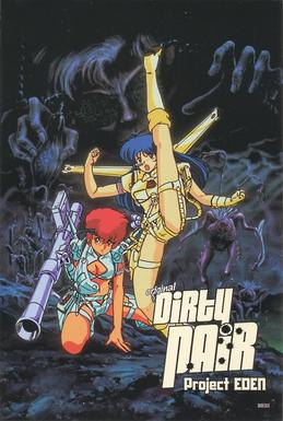 Robot Girl Wallpaper Dirty Pair Project Eden Wikipedia