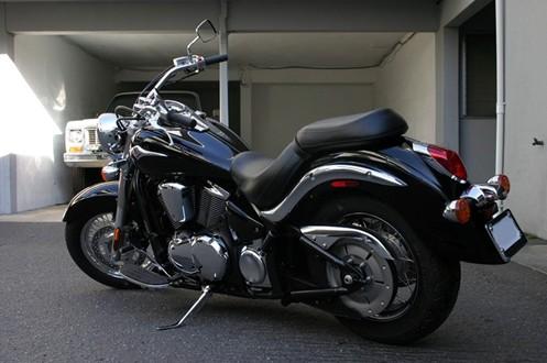 Kawasaki Vulcan 900 Classic - Wikipedia