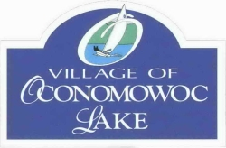 Official logo of Oconomowoc Lake, Wisconsin