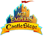 Siege Castle Age Of Empires Logo