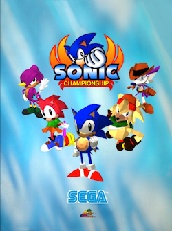 Vs 3d Name Wallpaper Sonic The Fighters Wikipedia