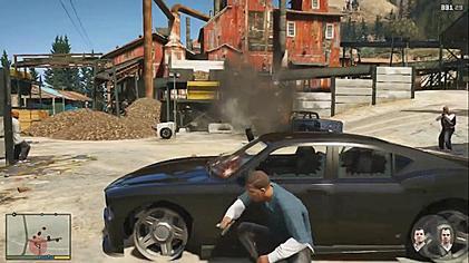 3d Guns Live Wallpaper Full Apk File Grand Theft Auto V Combat Jpg Wikipedia