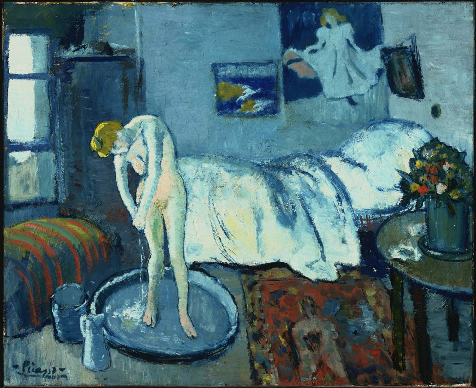 La Chambre Bleue Film Online The Blue Room Picasso Wikipedia