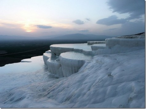 The pools of Pamukkale- Most surreal places to visit -Part 3