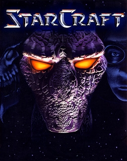 The box art of StarCraft