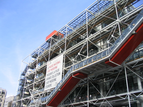 Centre Georges Pompidou - Wikipedia