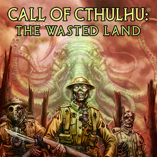 Ios Animated Wallpaper Call Of Cthulhu The Wasted Land Wikipedia