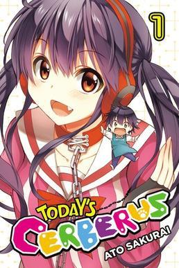 Cute Anime Wallpape Today S Cerberus Wikipedia