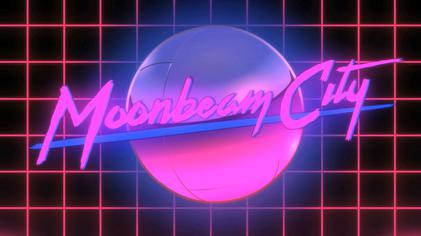 Happy Anime Wallpaper Moonbeam City Wikipedia
