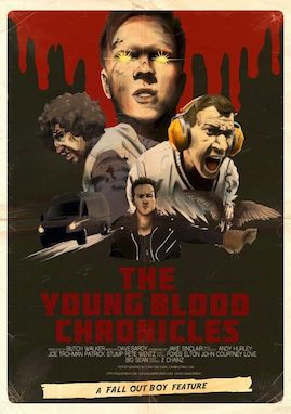 Fall Out Boy Album Wallpaper The Young Blood Chronicles Wikipedia