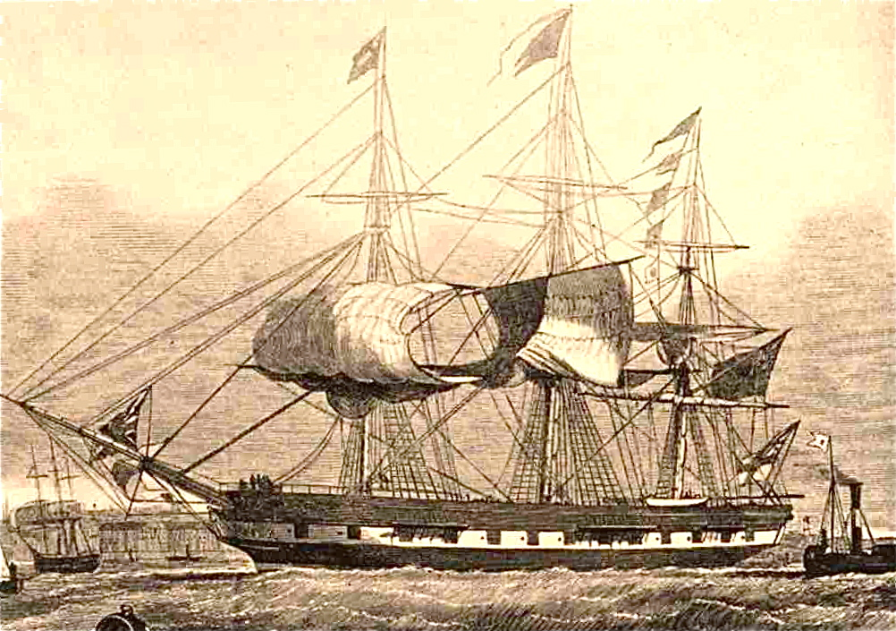 Marco Polo (1851 ship) - Wikipedia