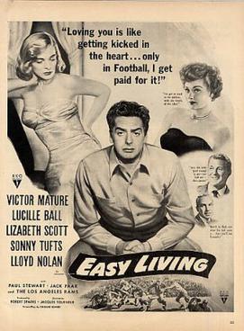 Easy Living (1949 Film) - Wikipedia