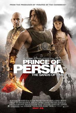 PRINCE OF PERSIA Movie Poster