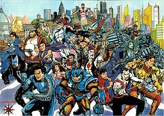 Neko Girl Live Wallpaper Valiant Comics Wikipedia