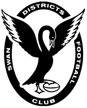 Black And White Home Wallpaper Swan Districts Football Club Wikipedia