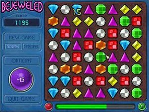 Bejeweled Deluxe Version