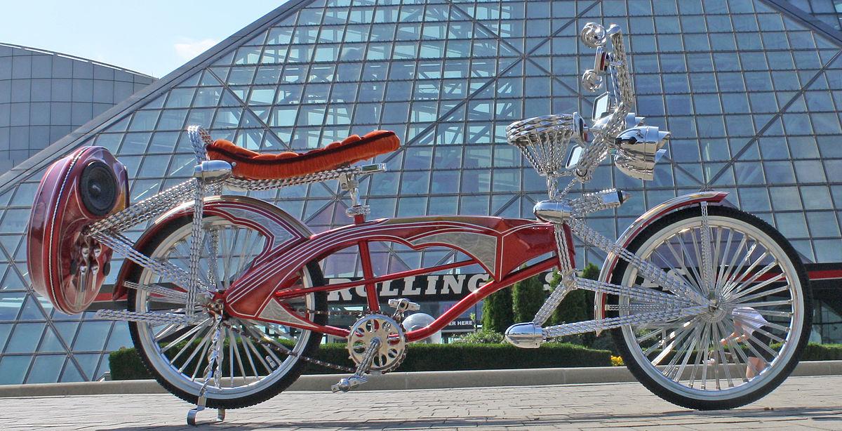 Lowrider Bicycle Wikipedia