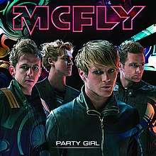 Pretty Little Girl Wallpaper Party Girl Mcfly Song Wikipedia