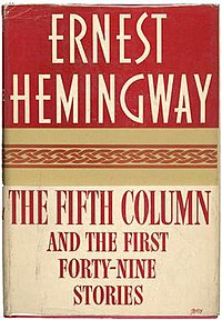 The Fifth Column And The First Forty Nine Stories Wikipedia