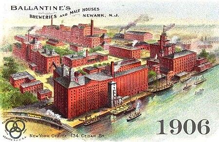 P Ballantine and Sons Brewing Company - Wikipedia