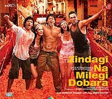 Javed Akhtar Hd Hindi Quotes Wallpaper Zindagi Na Milegi Dobara Soundtrack Wikipedia