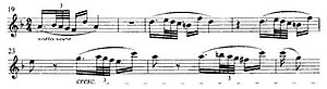 Beethoven's Piano Trio Opus 70, No 1, 2nd move...