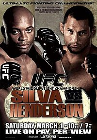 A poster or logo for UFC 82: Pride of a Champion.