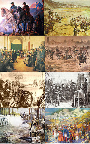 Argentine War of Independence - Wikipedia