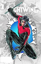 Wallpaper For Phones Fall Nightwing Wikipedia